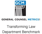General Councel Metrics - Transforming Law Department Benchmark